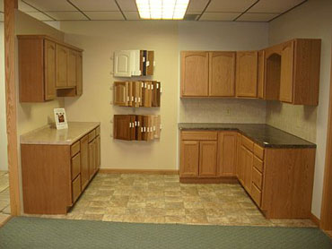 Kitchen Cabinet At Suburban Building Center In St. Marys PA 15857 Kitchen  Cabinet Display ...
